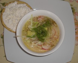 Enjoy this Authentic Mexican Dish with