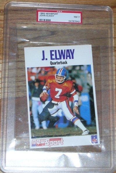 1992 Newsport Elway