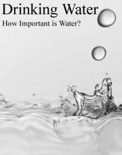 How Important is Water