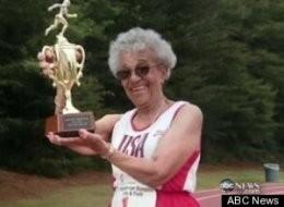 Ida Keeling 95 yrs old