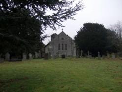 St Mary's church, Cusop