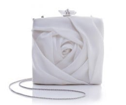 Marchesa Spring 2011 Bridal Clutch