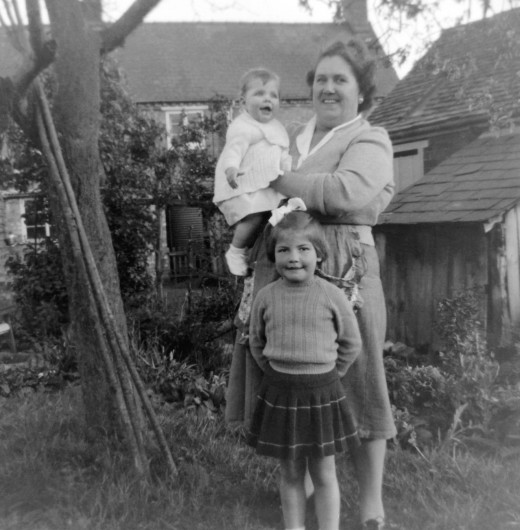 Me, My Nan and My Sister