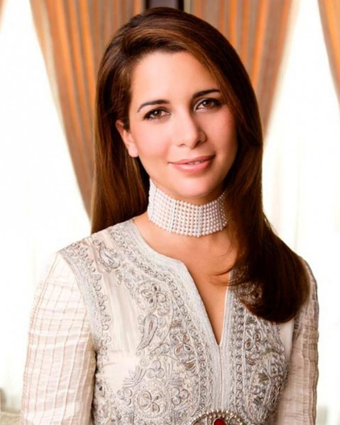 Her Royal Highness Princess Haya of Jordan is has a heart of gold as well as beauty.