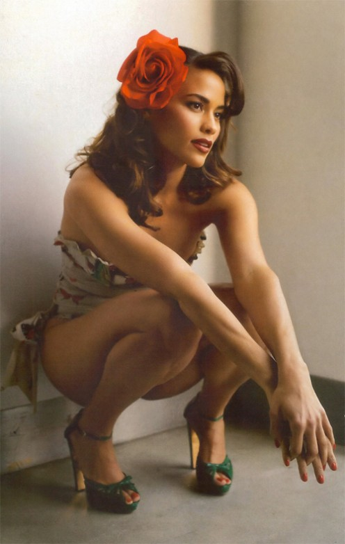 Paula Patton is an American actress best known for her performance in Precious.