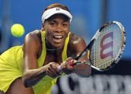 When Practice Makes Perfect - Venus Williams