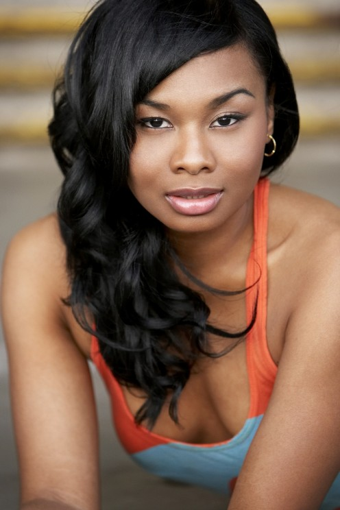 Actress Chyna Layne, though of Jamaican-Filipino descent, was born in New York.