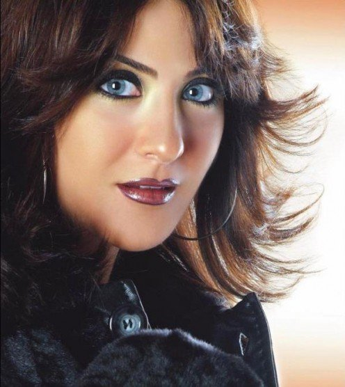 Heidi Karam is an Egyptian actress known for her large, beautiful eyes.