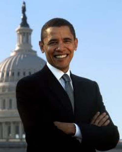 Barack Obama, 44th President of the United States
