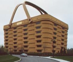 Men Living in a Longaberger Basket Hell