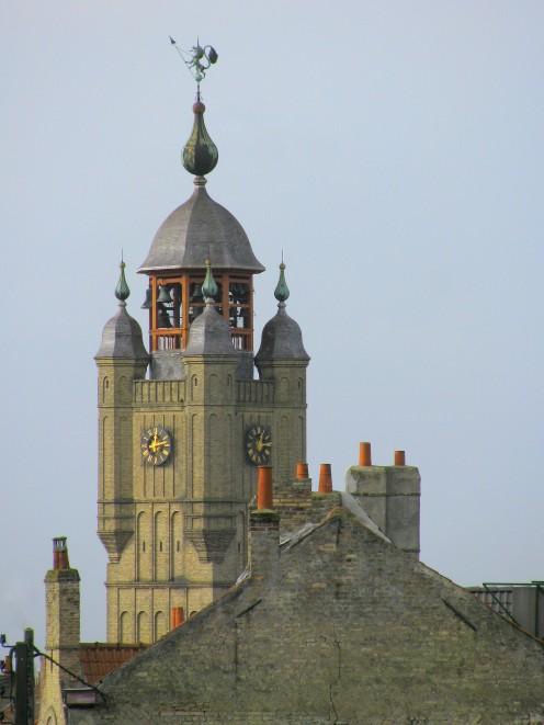 The Belfry of Bergues