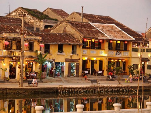 View of Hoi An