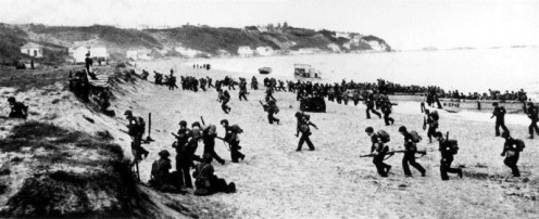 Operation Torch, the Allied invasion of French North Africa
