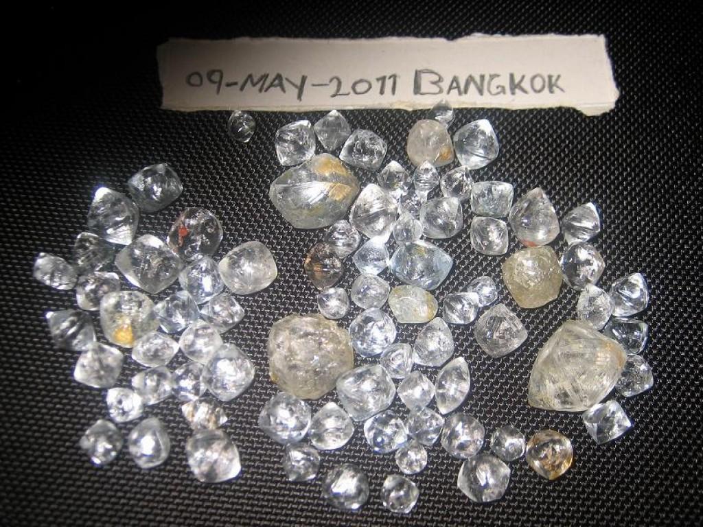 How Are Rough Diamonds Cut