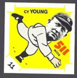 Cy Young, All time top winner