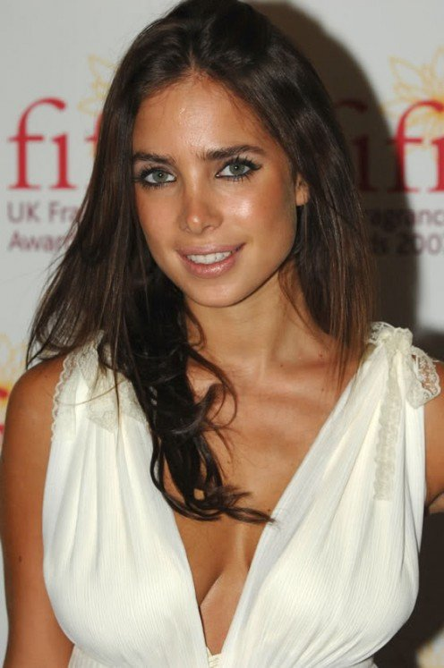 Israeli actress and model Sarai Givaty is always stunning and quite attractive.