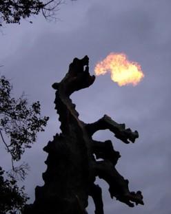 A Dragon of Krakow.