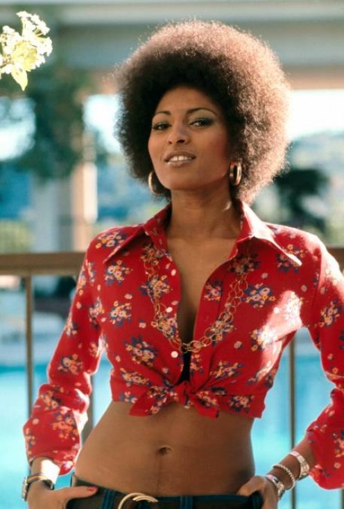 Pam Grier is not simply well-known -- she is legendary as well as truly magnificent!