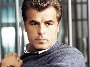 Michele Placido in the role of Corrado Cattani (the police-officer)