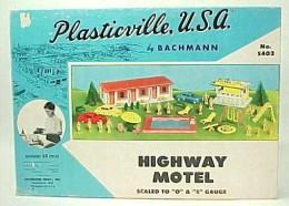 Vintage Plasticville by Bachmann