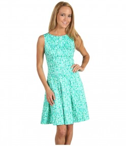 ...and Sea Green (above)! You can find it online at Zappos!