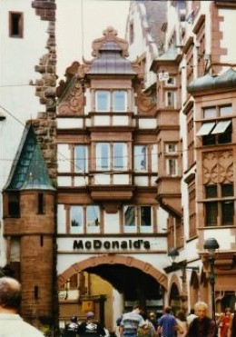 Yes.....even a McDonalds!