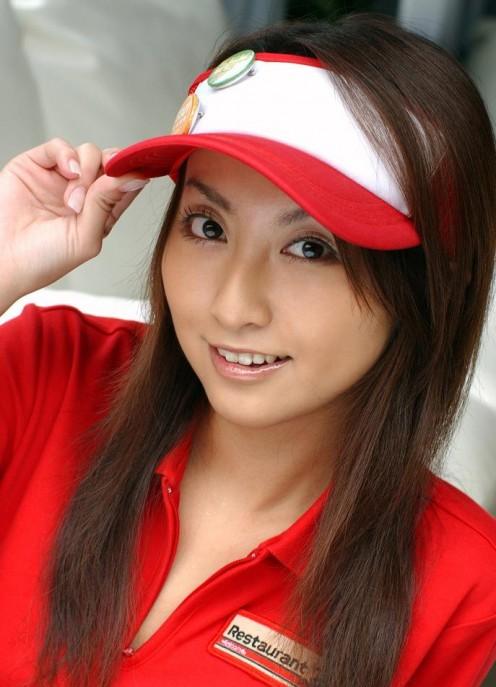 Rei Aoki is one of Japan's loveliest AV stars.