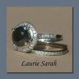 DESIGNER BLACK DIAMOND RING