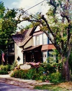 Victorian homes abound