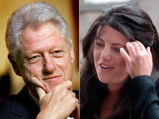 Clinton and Lewinsky