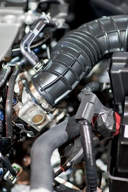 Car engine pic