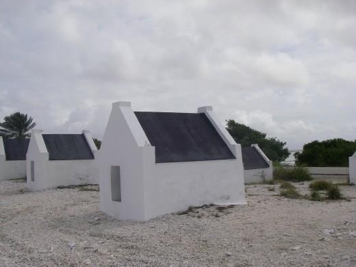 Slave Huts