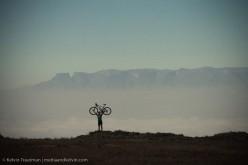 Bike & Biker in the Drankensberg