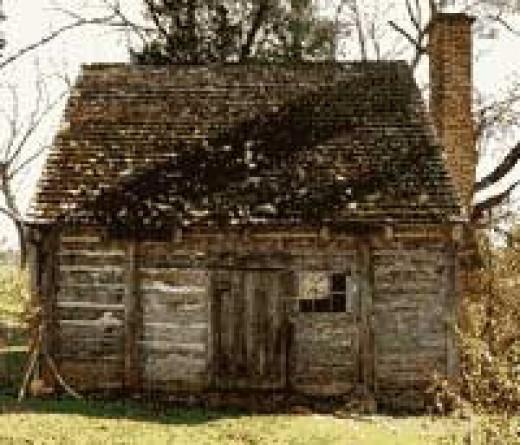 Old Sotterley Slave Cabin