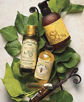 always choose natural beauty products