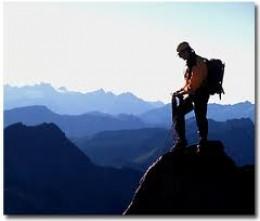 I continue to climb and grow!