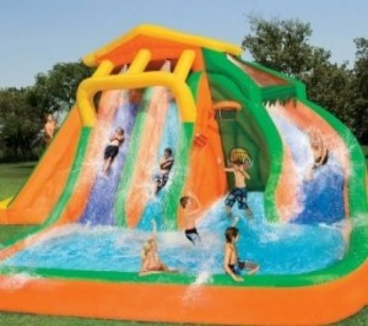Water Toys For Grown Ups : The world s best water slides