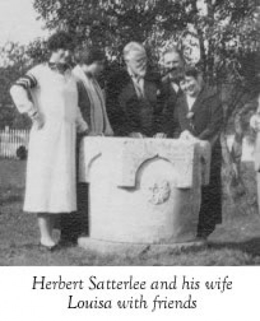Herbert Satterlee and Wife