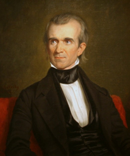 11th President of the United States                      In office      March 4, 1845  March 4, 1849