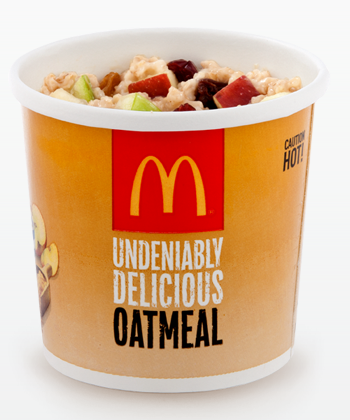 This healthy oatmeal will leave you satisfied and healthy through the day.