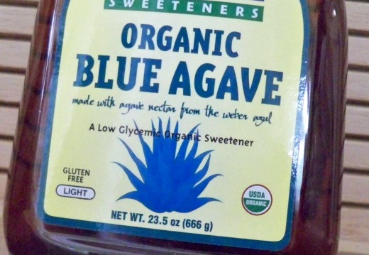 Organic Blue Agave is a Healthy Sweetener.