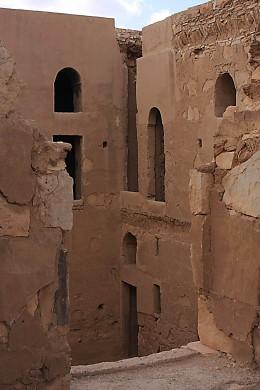 The rooms at Qasr al-Kharana