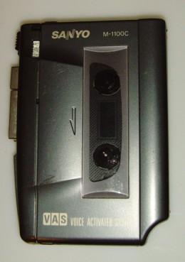 sanyo tape recorder