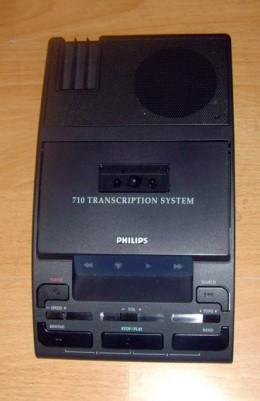 Philips tape recorder