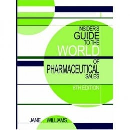 The insiders guide into the world of pharmaceutical sales is a good book to help one break into pharmaceutical sales and medical sales, it can be ordered on amazon, it's author is Jane Williams