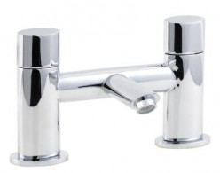 Stylish Chrome Bath Fillers Design in Vogue