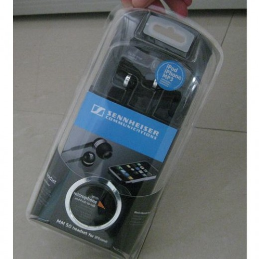 Sennheiser MM 50 earphones