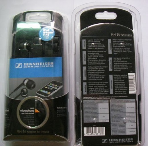 sennheiser mm50 iphone