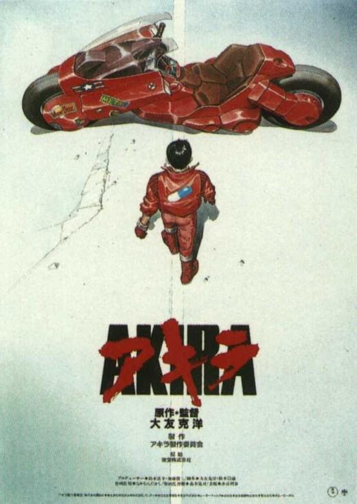 """""""Akira"""" - brilliant cyberpunk manga."""
