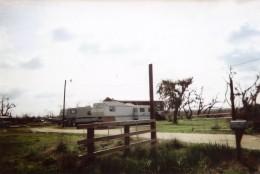 Blue Heaven after Hurricane Katrina